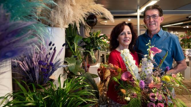 Echtpaar De Koning stopt na bijna halve eeuw met bloemboetiek: 'Als ik 20 zou zijn, zou ik zo weer beginnen'