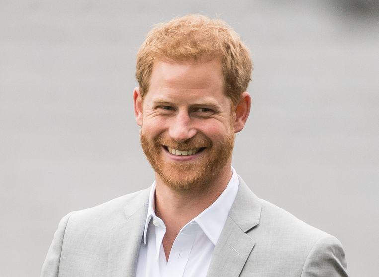 Prins Harry is onderweg naar het Verenigd Koninkrijk en zal logeren bij zijn nichtje prinses Eugenie Beeld Samir Hussein/WireImage