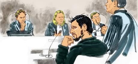 Afghaan die Amerikanen neerstak op station Amsterdam hoort vonnis