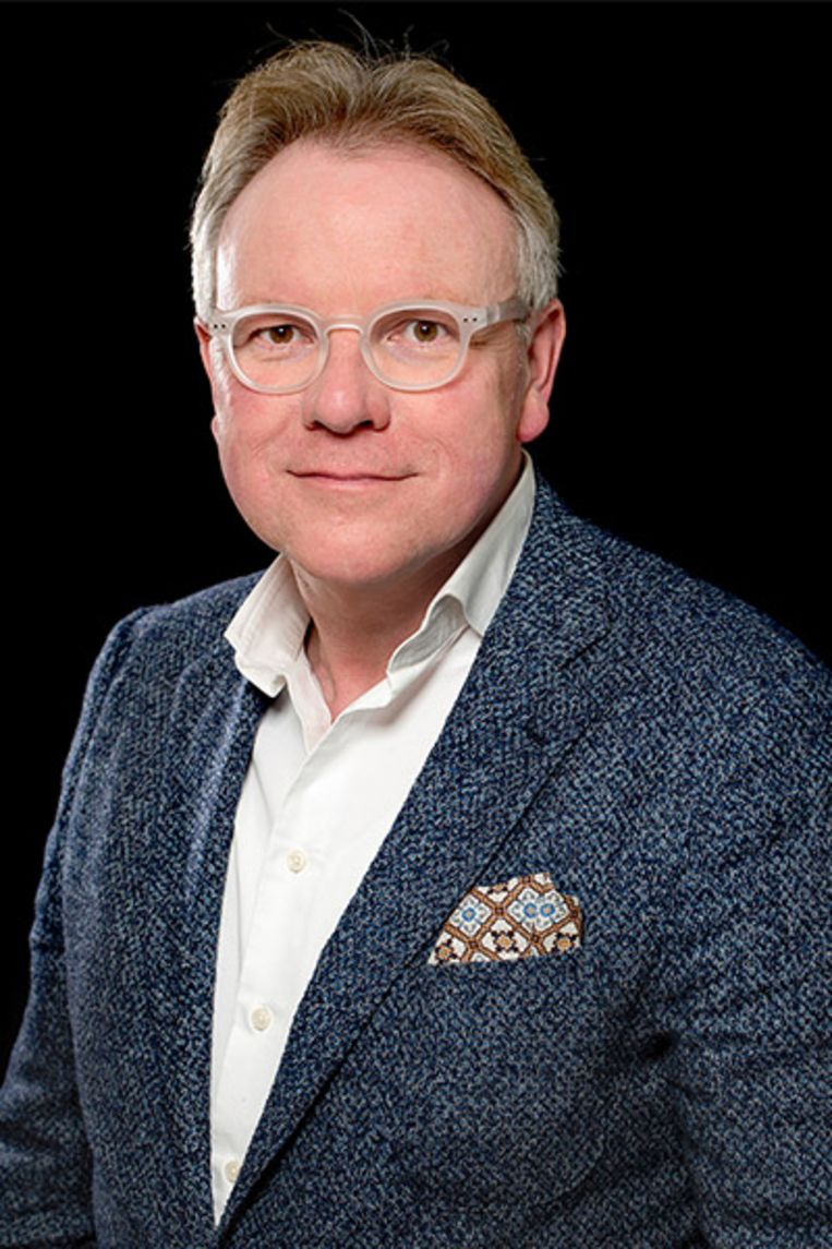 Advocaat Jan Vlug Beeld By ILONA