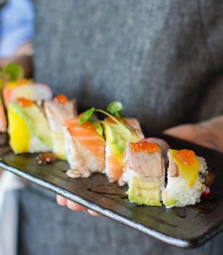 Nog meer sushi: dit grote restaurant vind je straks in hartje Zwolle