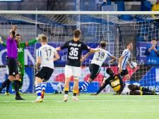 Machteloos NAC stelt opnieuw teleur en laat zich overrompelen door dapper FC Eindhoven van Penders