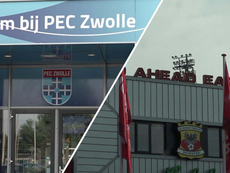 De IJsselderby: onze Clubwatchers proberen elkaar -bijna eerlijk- te winnen voor hun club
