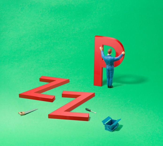 Nederland telt 900.000 zzp'ers