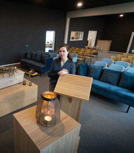 Altijd bij je dierbare dankzij hotelkamers in nieuw uitvaartcentrum Elst
