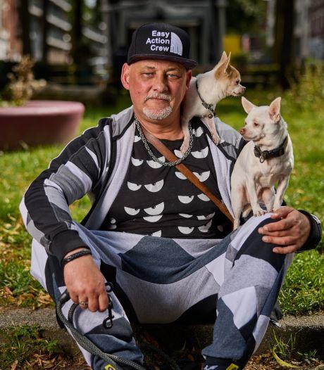 Youseph (53) gooide ijsbal in gezicht Wim Jansen: 'Had 'ie maar geen Ajax-shirt moeten dragen'
