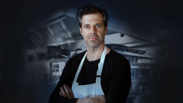 Sergio Herman. Beeld VTM