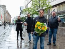 Haal de bloemen, stroopwafels en fruit terug naar de Grote Marktstraat: 'Elke grote stad heeft kiosken'