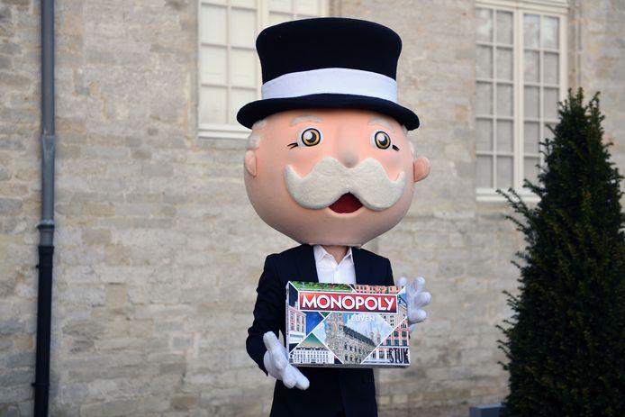 Monopoly Leuven is klaar voor productie nu het laatste open vakje op het spelbord is ingevuld.