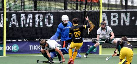 Hockeyduel Den Bosch - HGC uitgesteld na positieve coronatest