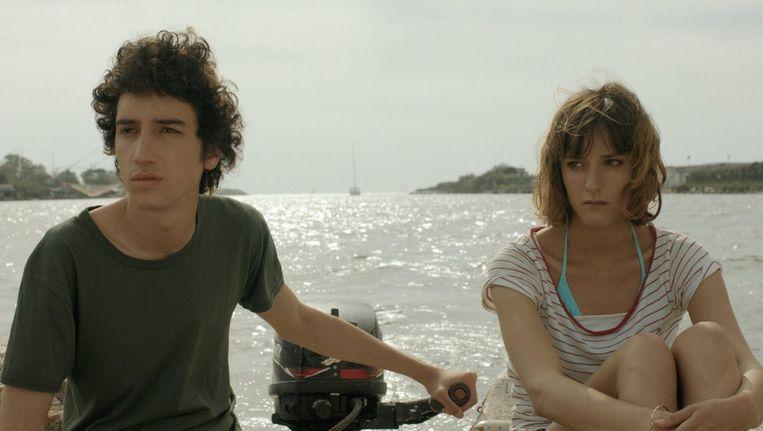 'Een heerlijke lome zomerfilm' Beeld -