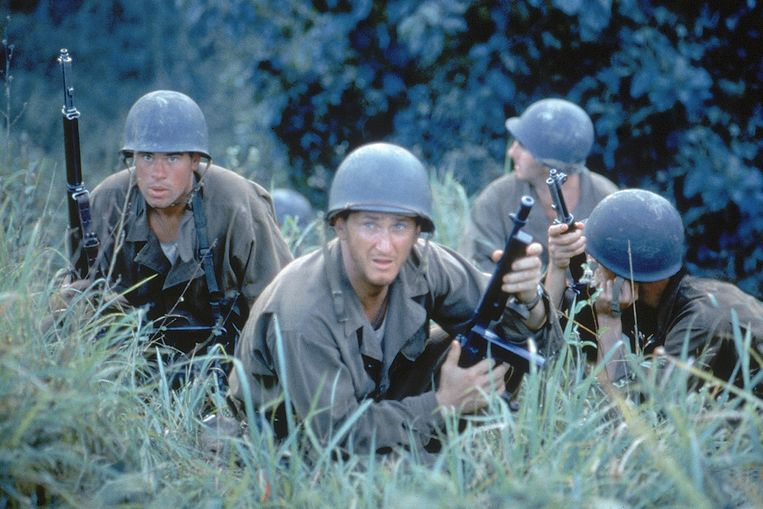 The Thin Red Line (1998). Beeld RV