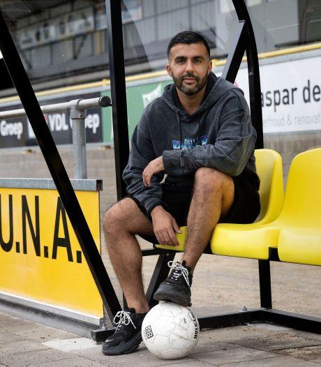 Serhat Koç scoort altijd en overal en moet dat nu ook bij UNA gaan bewijzen