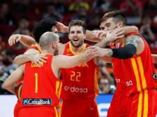 Spanje wint WK basketbal na ruime zege op Argentinië in finale