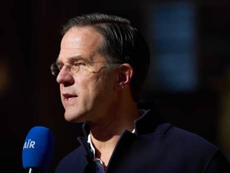 Rutte: Notulen ministerraad over toeslagenaffaire worden openbaar