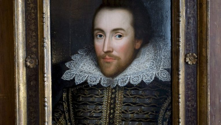 Een portret van William Shakespeare. © ANP Beeld