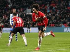 PSV ontsnapt aan blamage in eigen huis, PEC Zwolle buigt pas in slotfase