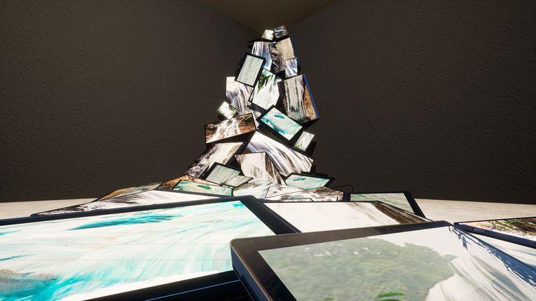 null Beeld Maarten Baas/Galerie Ron Mandos