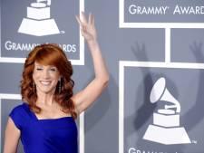 Actrice Kathy Griffin heeft longkanker