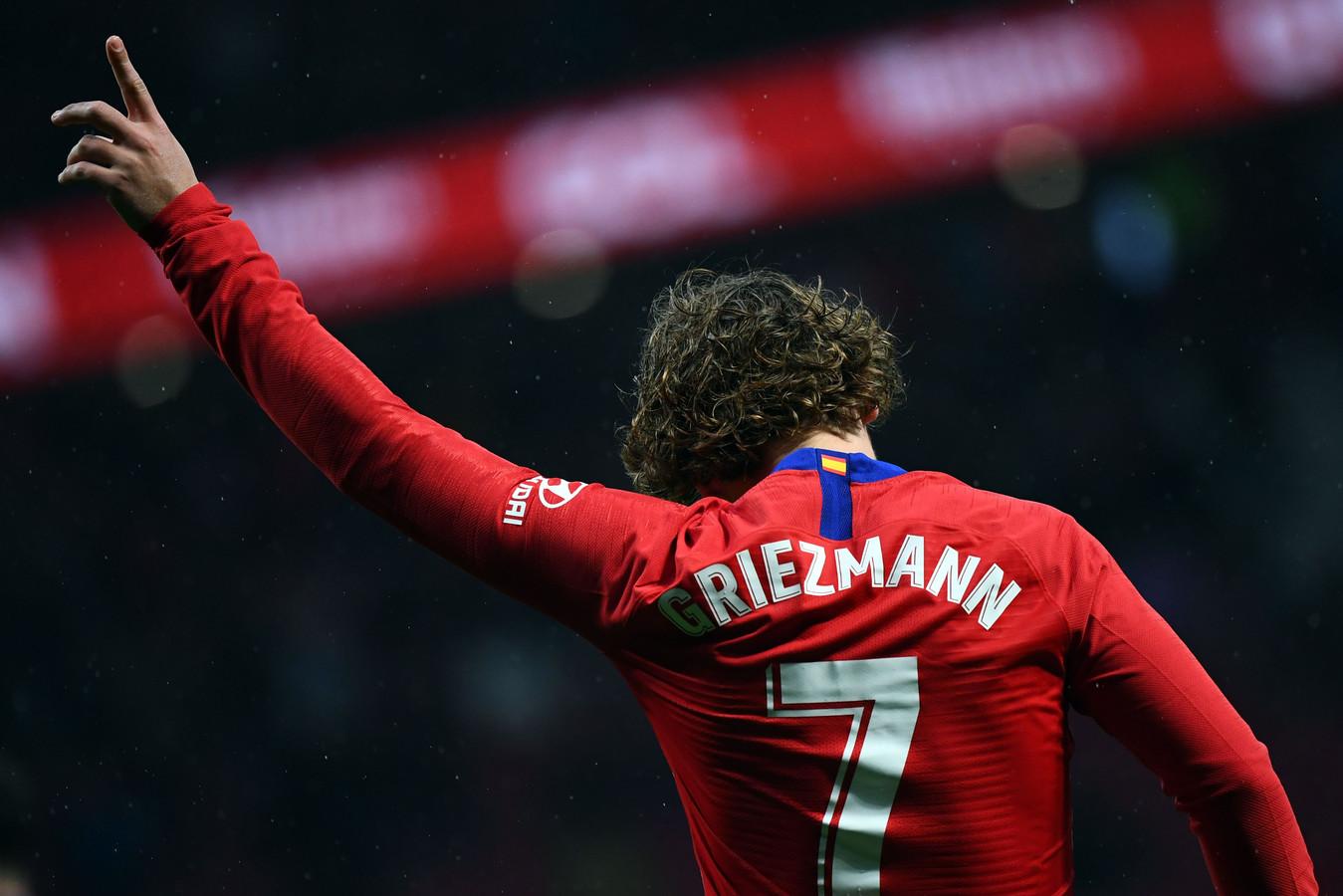 Antoine Griezmann aura passé cinq saisons à Madrid.