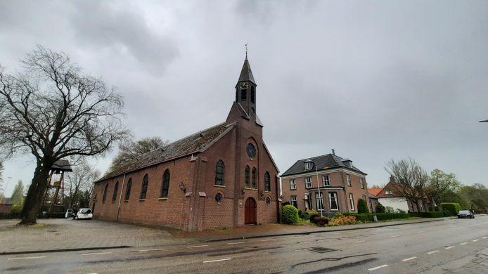 De Martinuskerk in Wijnbergen, de oudste katholieke kerk van Doetinchem, gaat dicht. Er kwamen nauwelijks meer kerkgangers.
