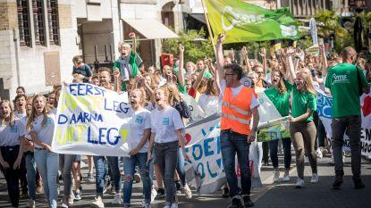 UPDATE: Scholenprotest flakkert opnieuw op: actiegroep eist ontslag Barnum-directeur