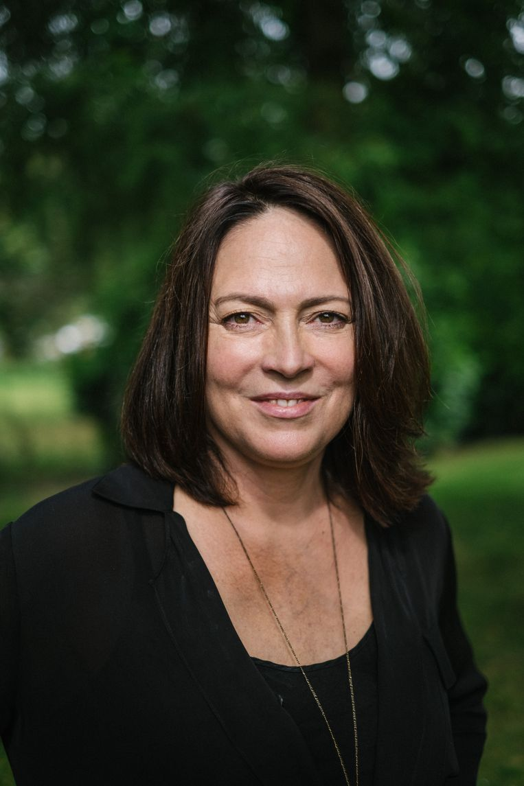 Pattie Maes. Beeld Wouter Van Vooren
