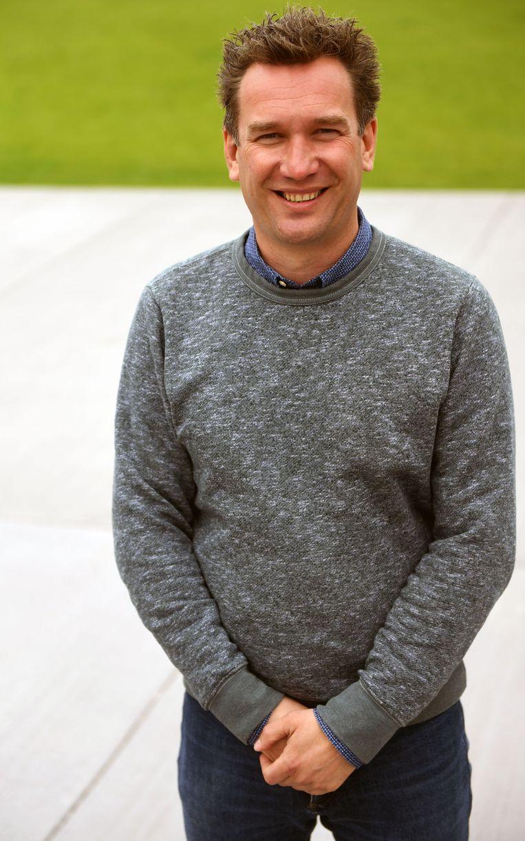 Christophe Stockman werd nog maar net aangesteld als voorzitter van sociale huisvestingsmaatschappij Dijledal.