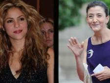 Shakira, la nouvelle amie d'Ingrid Betancourt
