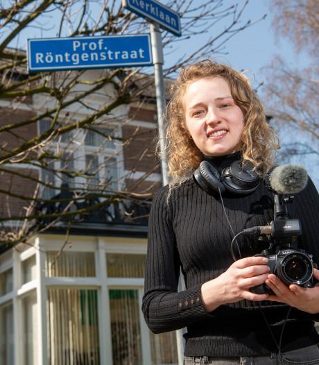 Femke (24) wil jong en oud in Apeldoorn enthousiast maken over Röntgen