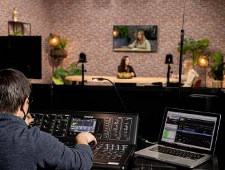 """Hotel Beveren bouwt vergaderzalen om tot tv-studio's: """"Online evenementen zullen ook na corona blijven bestaan"""""""