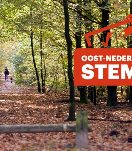 Deze inwoners van de Veluwe kom je tegen op het stembiljet