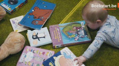 Bib Beveren toont collectie baby- en peuterboeken
