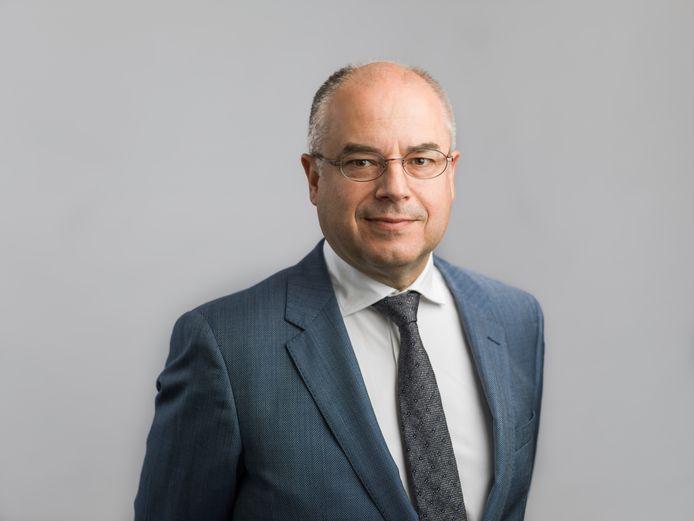 Advocaat Frank van Ardenne.