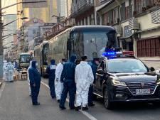 Un quartier de Shanghai évacué après trois cas de Covid-19