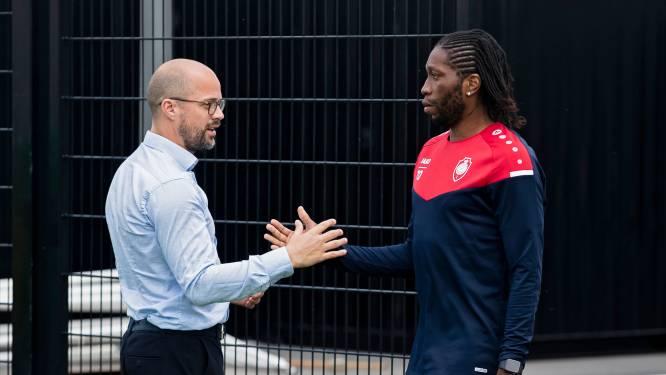 """Antwerp en teammanager Leidgens gaan """"in onderling overleg"""" uit elkaar, veeg teken voor toekomst D'Onofrio?"""