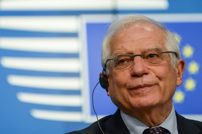 Josep Borrell, chef de la diplomatie européenne.