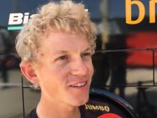 Koen Bouwman op 47ste plek in Vuelta
