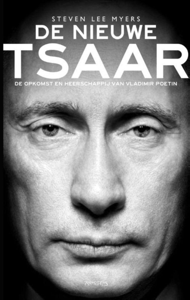 'De Nieuwe Tsaar' van Steven Lee Myers krijgt vier sterren. Beeld kos