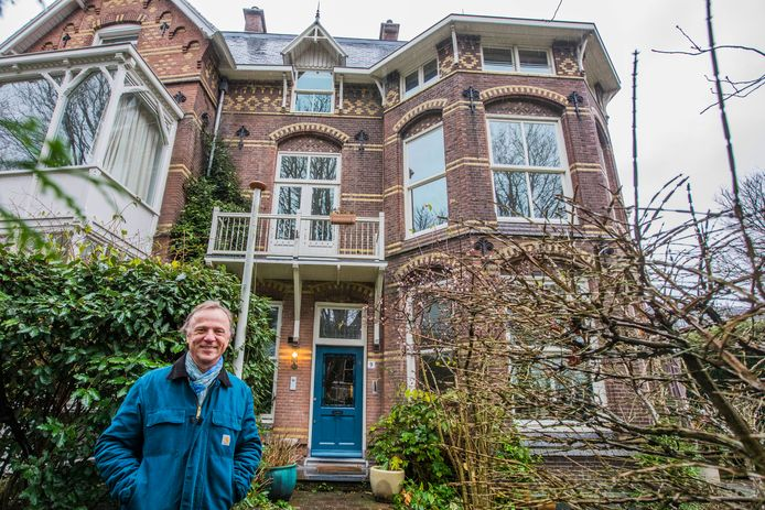 Aan een van de vele pluspunten dankt het huis zijn naam: Villa Sonnehoeck.
