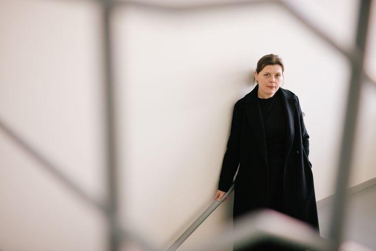 FOMU-directeur Maartje Stubbe: 'Meeslepend en mysterieus.' Beeld Jesse Willems/ FOMU