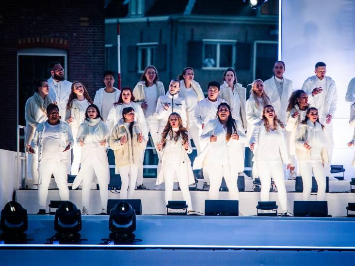 Verslaggever Robin zong mee in The Passion: 'Kippenvel van het begin tot het einde'