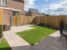 Ruim een derde van de tuinen bestaat uit tegels: 'Risico op wateroverlast'