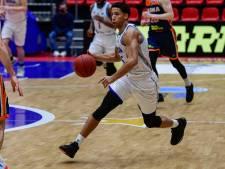 Amersfoortse basketballer Williams gaat met nationaal team naar het EK: 'We zijn voor niemand bang'