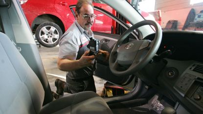 Toyota werkt aan veiligheidsfunctie die belet dat bestuurder per abuis gaspedaal intrapt