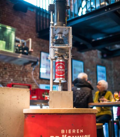 Terug van weggeweest: het biertje Winterkoninck