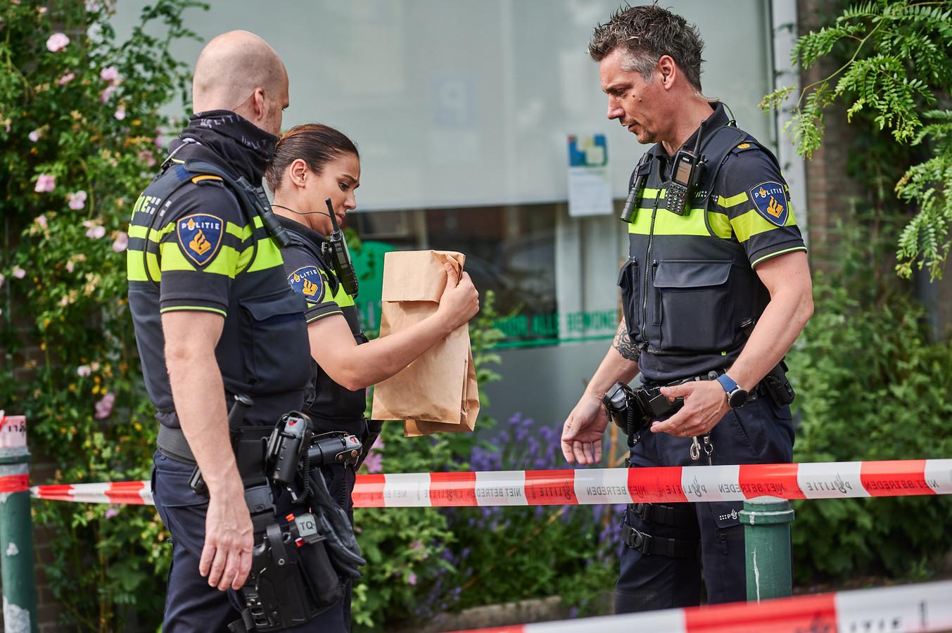 Politie doet onderzoek