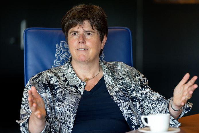 Commissaris van de Koning in Brabant, Ina Adema,  is 10 oktober te gast bij de eerste Spraakvermaak van het nieuwe seizoen.