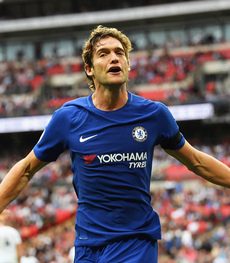 Chelsea verslaat Spurs bij eerste Premier League-duel ooit op Wembley