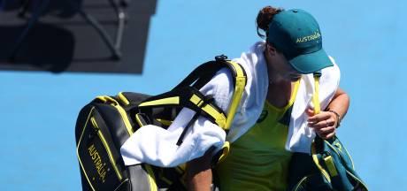 Ashleigh Barty éliminée d'entrée, Andy Murray forfait pour le simple